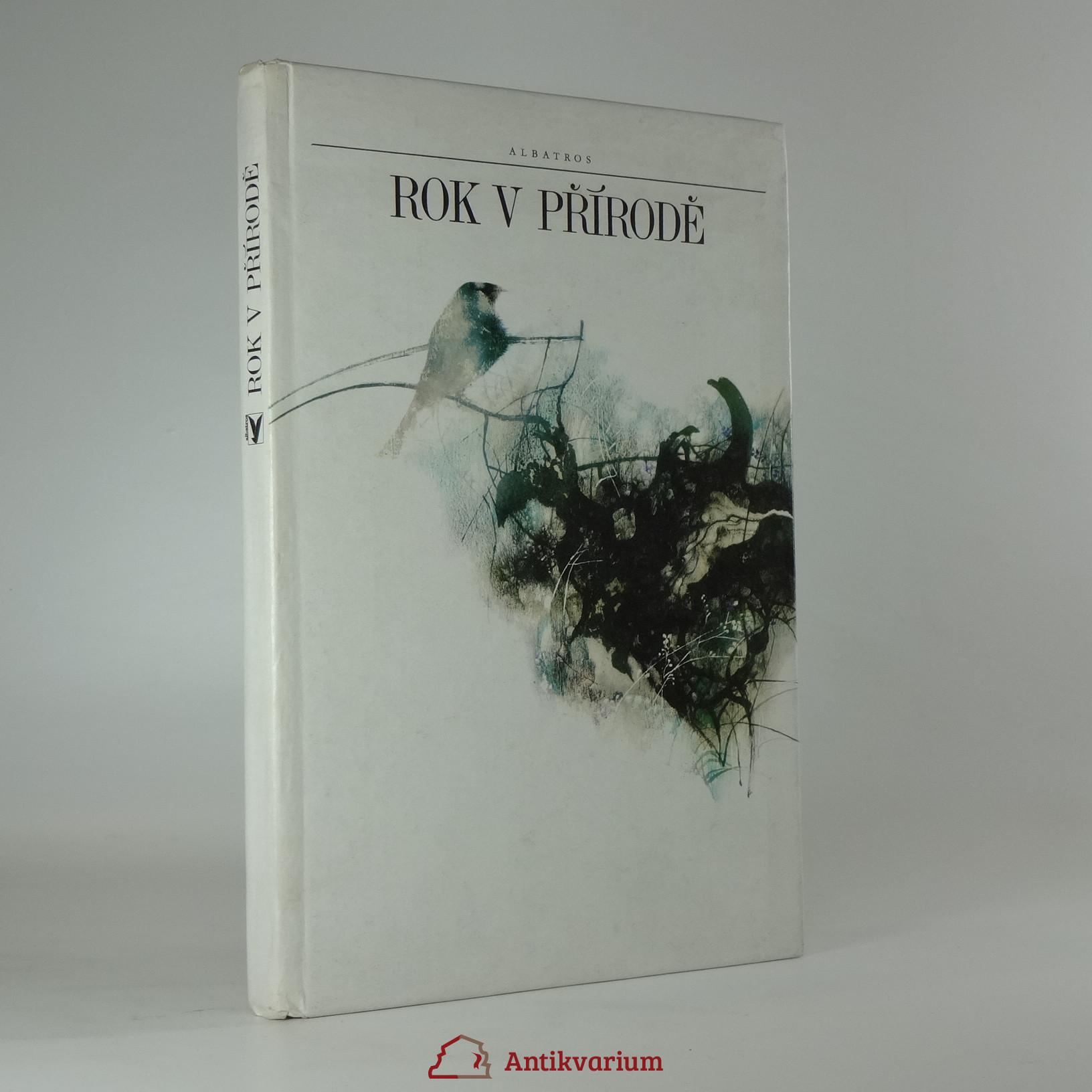 antikvární kniha Rok v přírodě, 1978