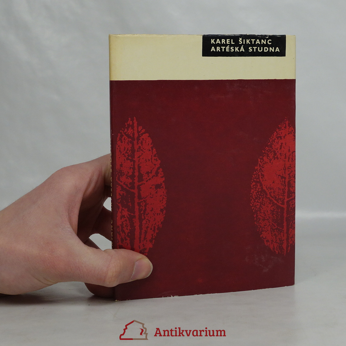 antikvární kniha Artéská studna, 1964