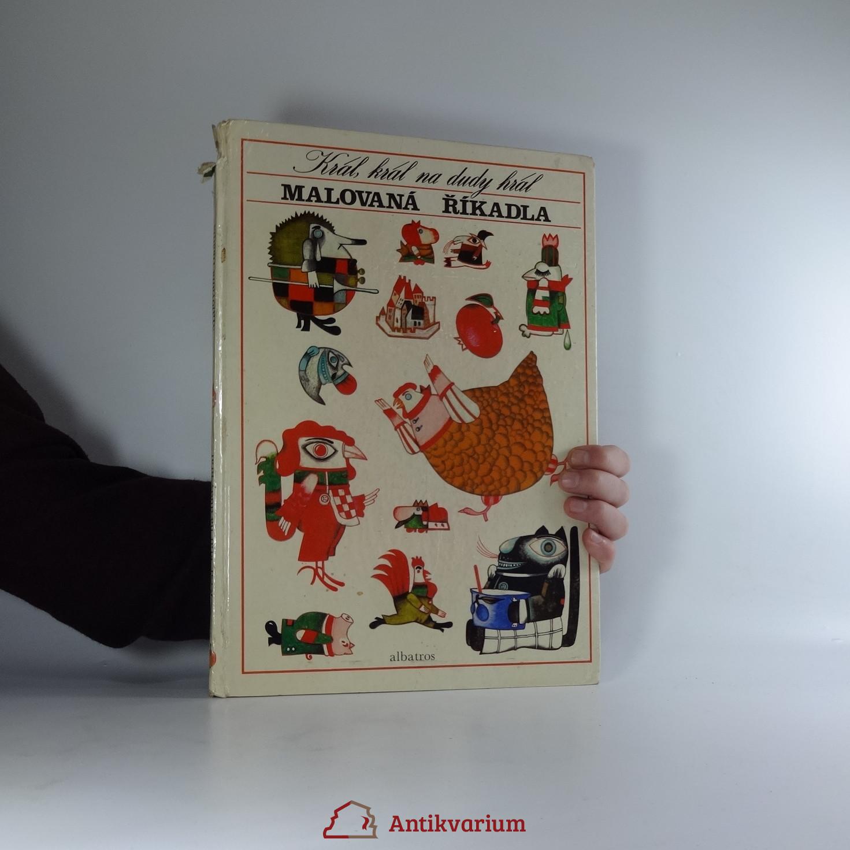 antikvární kniha Král, král na dudy hrál, 1982