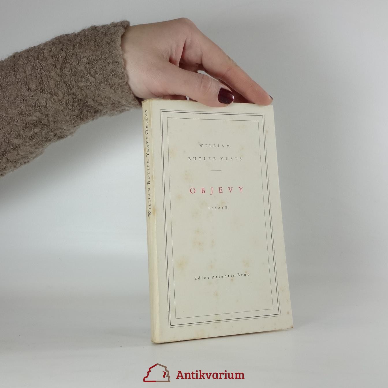 antikvární kniha Objevy, 1947