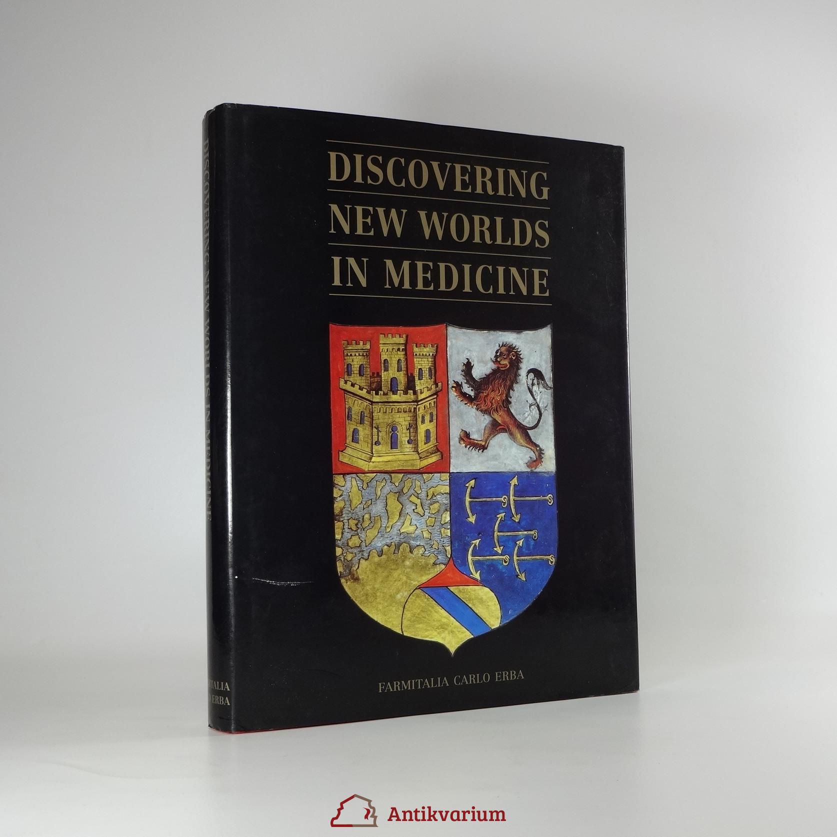 antikvární kniha Discovering New Worlds in Medicine, 1991