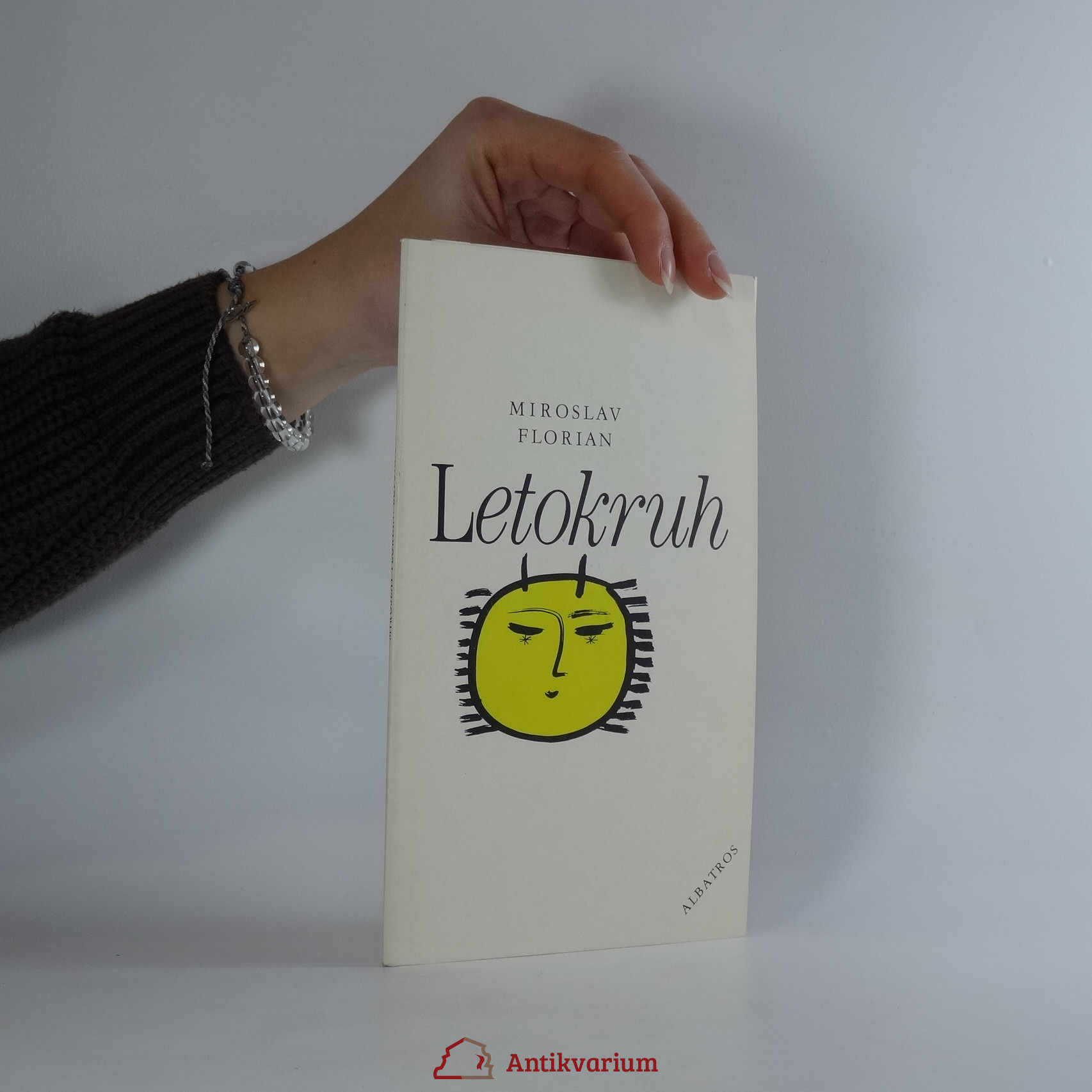 antikvární kniha Letokruh, 1986