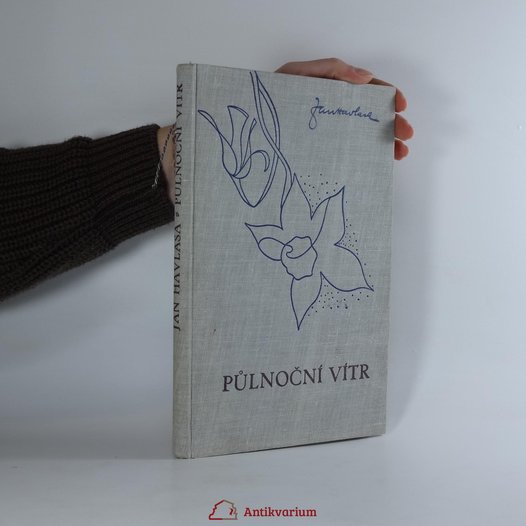antikvární kniha Půlnoční vítr. českoamerické povídky, 1925