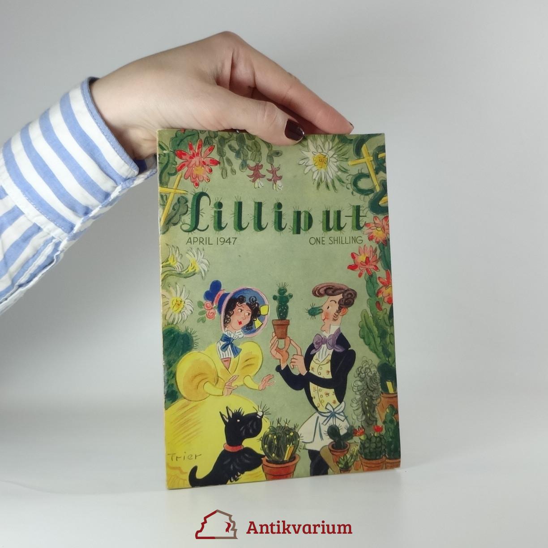 antikvární kniha Lilliput. Ročník 20, číslo 4 (pořadové číslo 118), 1947