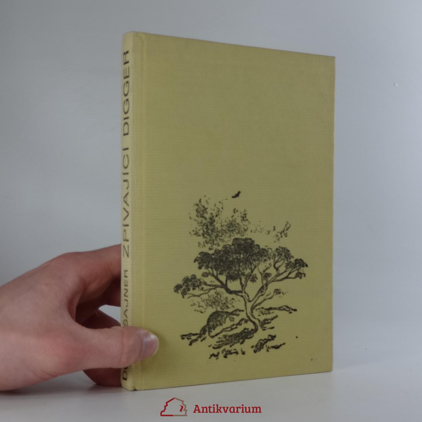antikvární kniha Zpívající digger, 1979