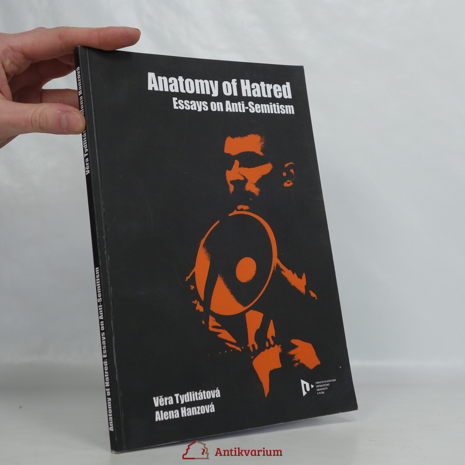 antikvární kniha Anatomy of Hatred : Essays on Anti-semitism, 2009