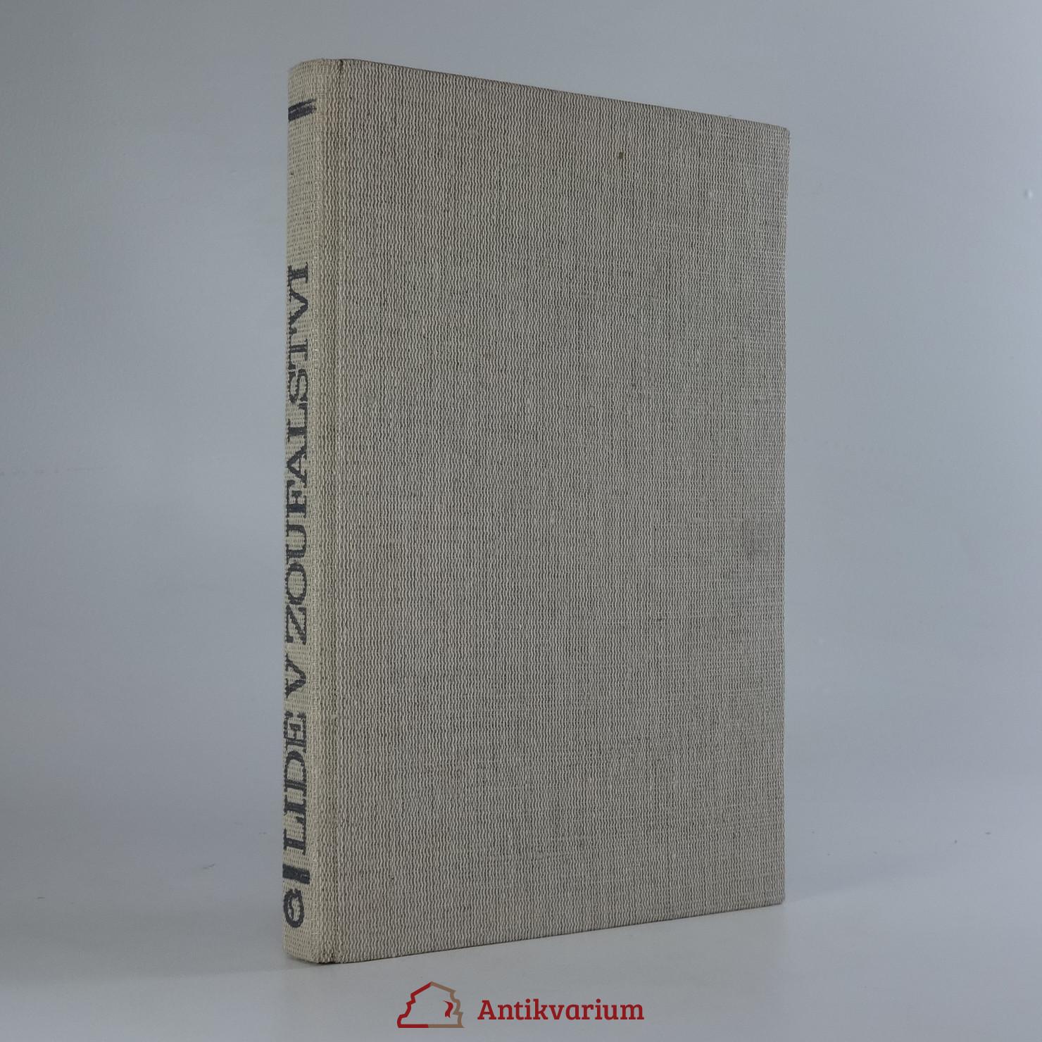 antikvární kniha Lidé v zoufalství, 1974
