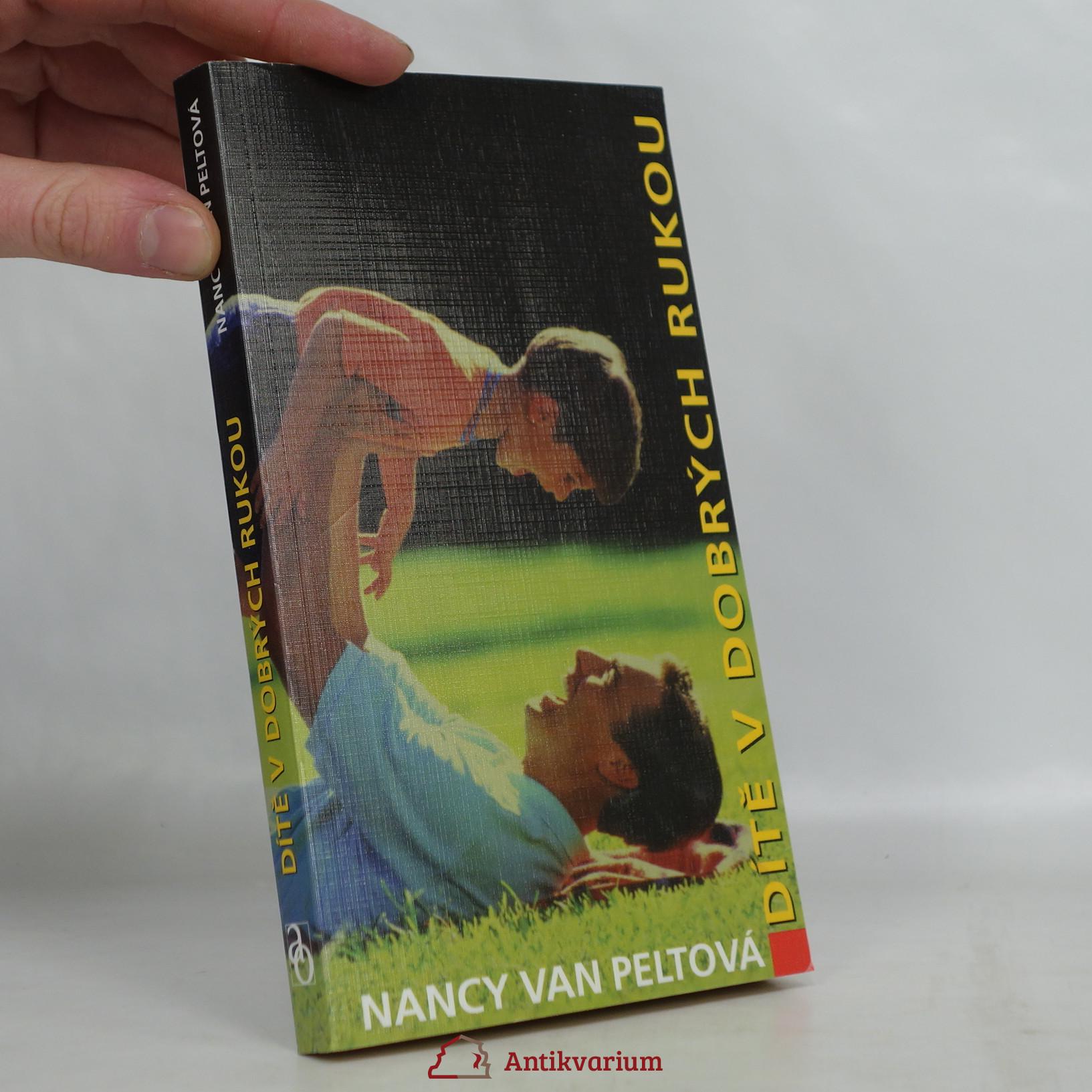 antikvární kniha Dítě v dobrých rukou, 2000