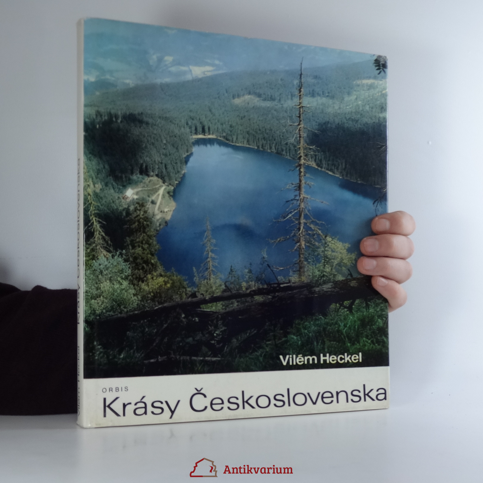 antikvární kniha Krásy Československa, 1970