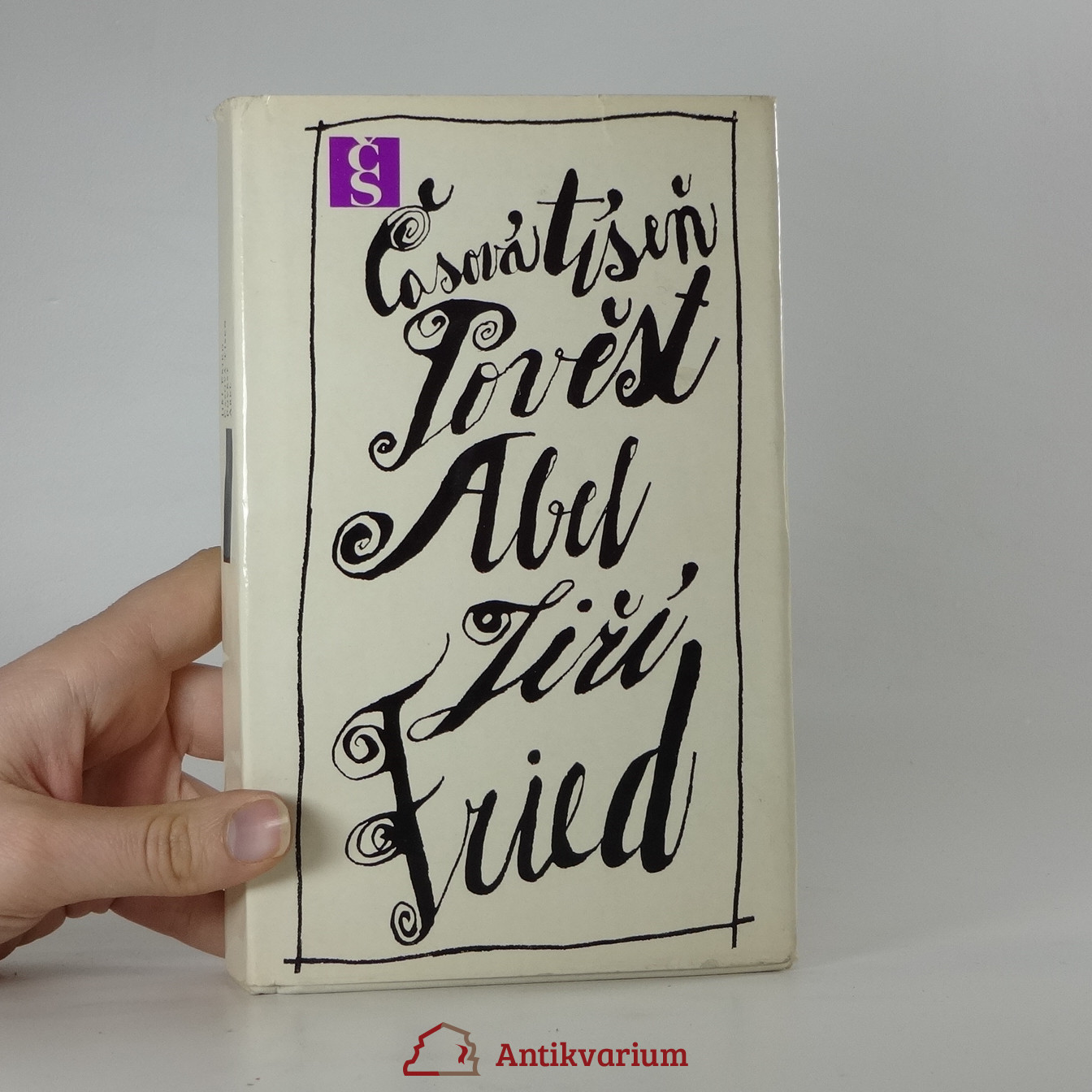 antikvární kniha Časová tíseň. Pověst. Abel. , 1970