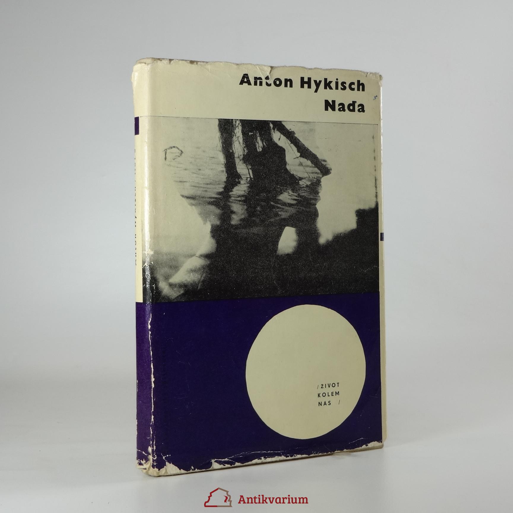 antikvární kniha Naďa, 1964
