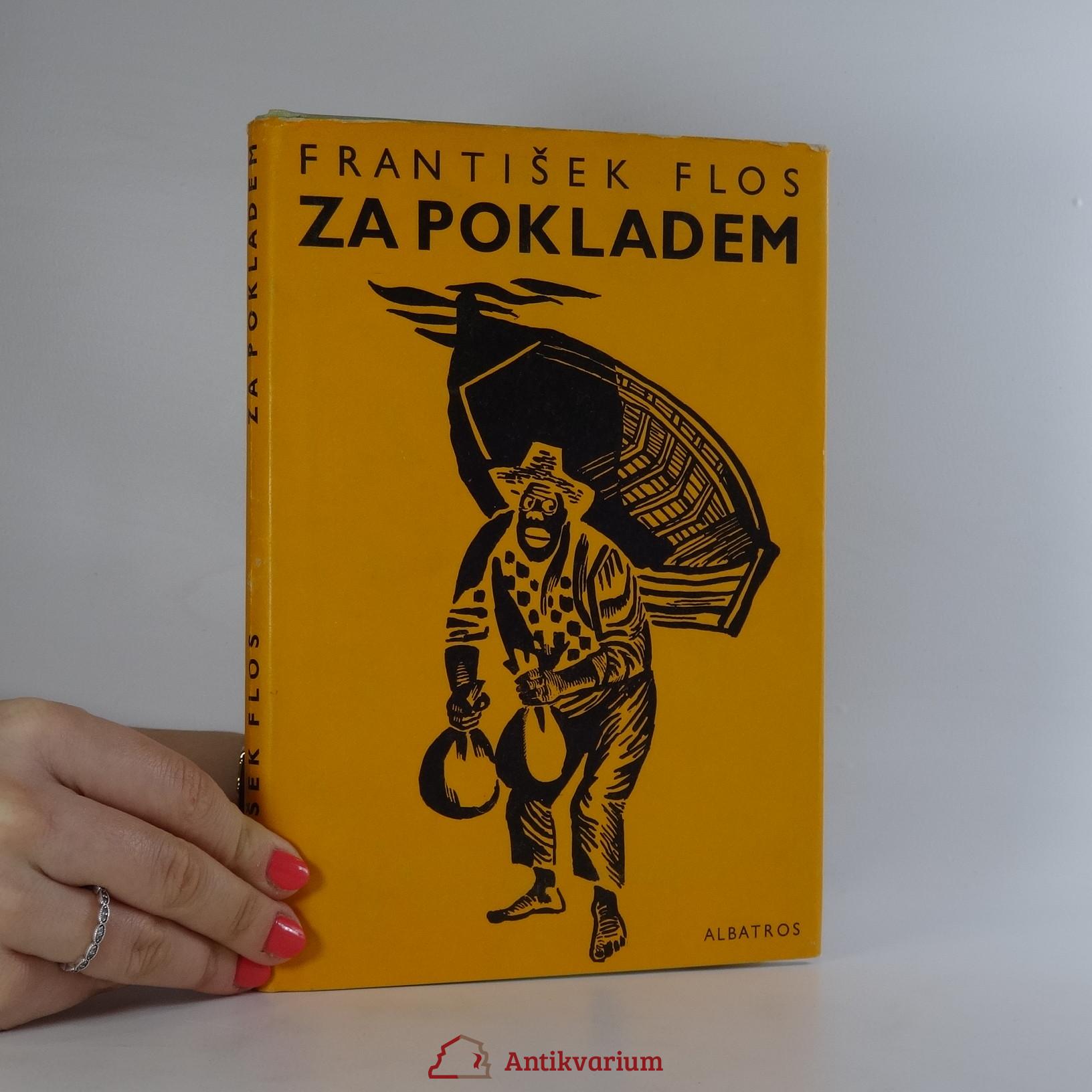 antikvární kniha Za pokladem, 1971