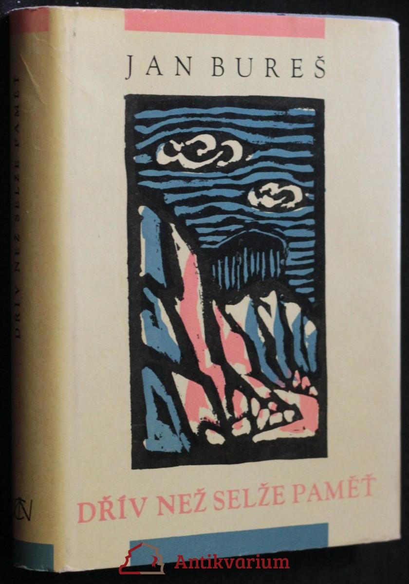 antikvární kniha Dřív než selže paměť, 1963