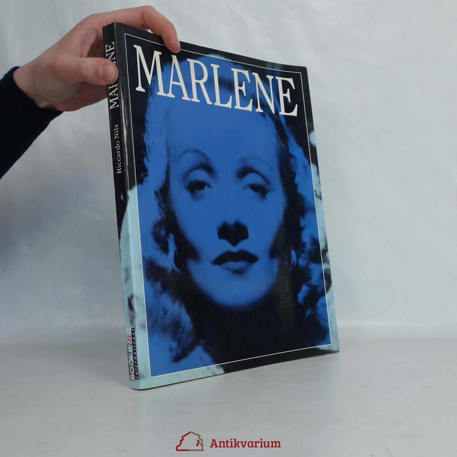 antikvární kniha Marlene , 1992