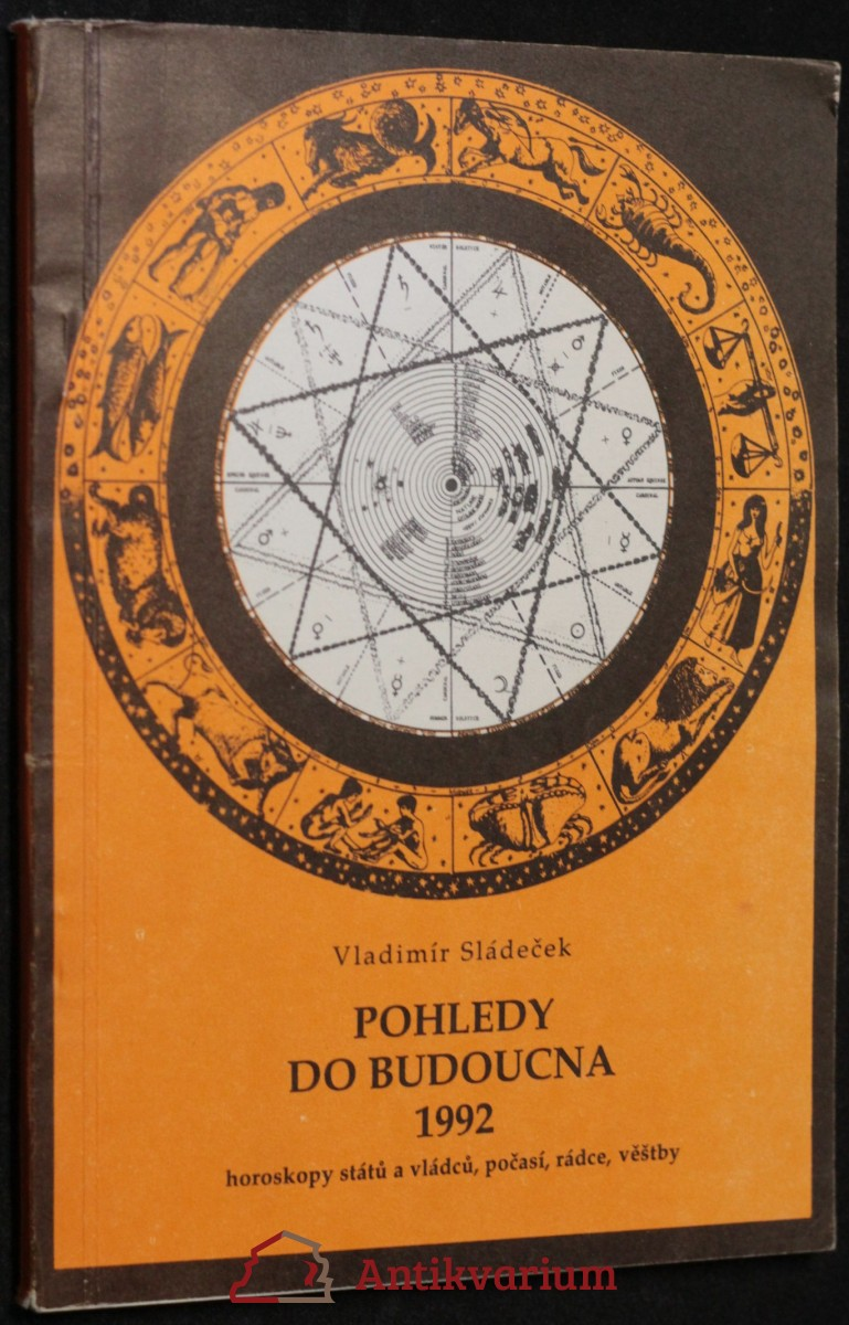 antikvární kniha Pohledy do budoucna, 1992