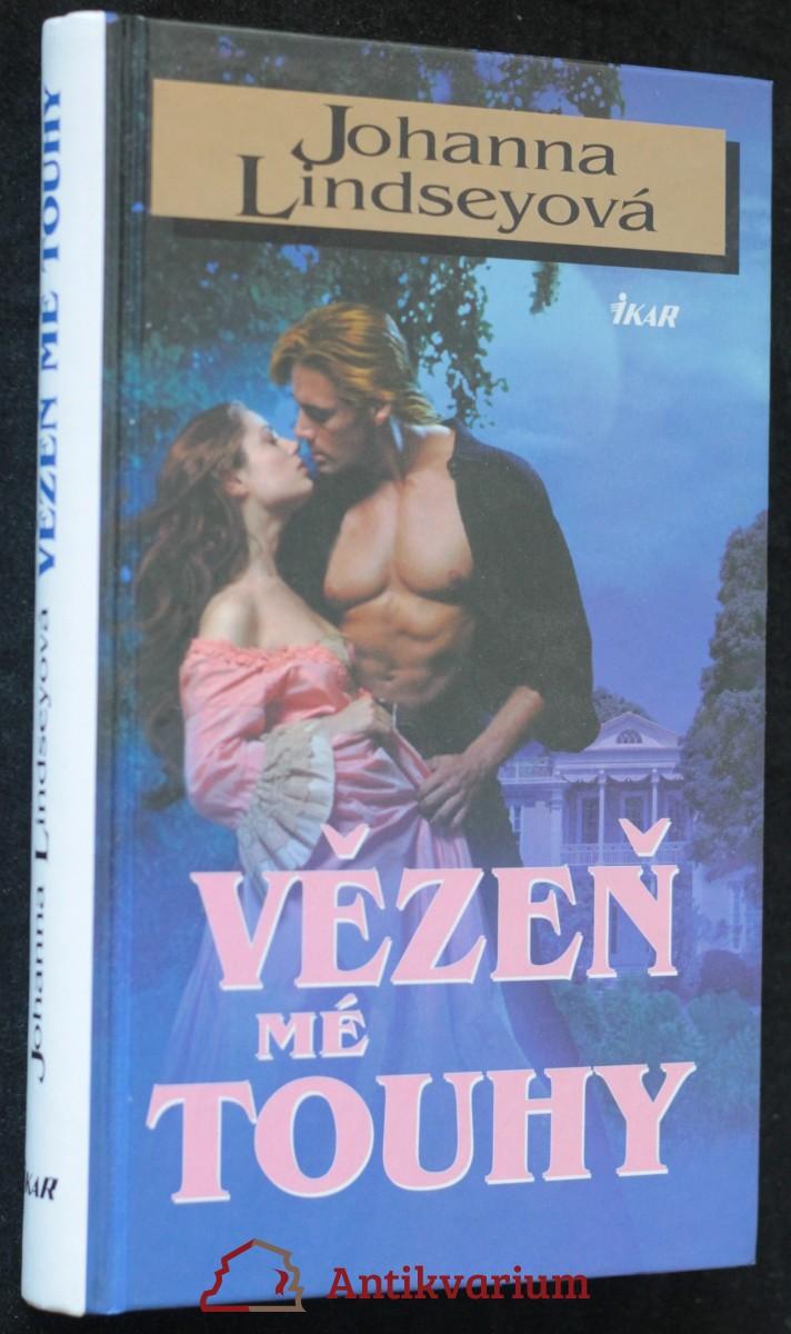 antikvární kniha Vězeň mé touhy, 2002