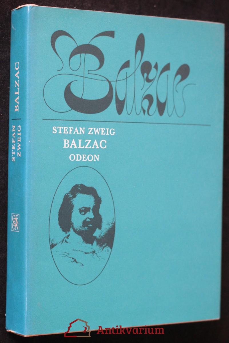 antikvární kniha Balzac, 1976