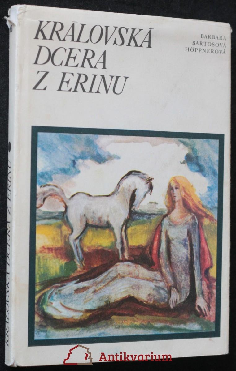 antikvární kniha Královská dcera erinu, 1976