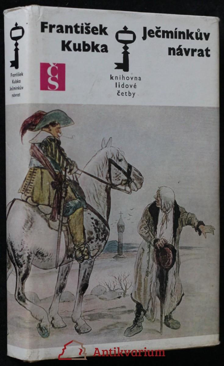 antikvární kniha Romance o Ječmínkovi. II, Ječmínkův návrat, 1974