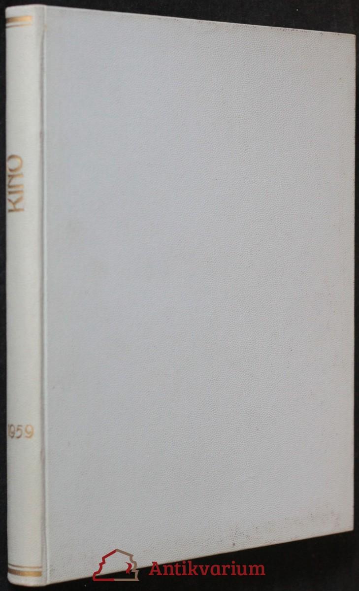 antikvární kniha Kino XIV (1. - 26.), 1959