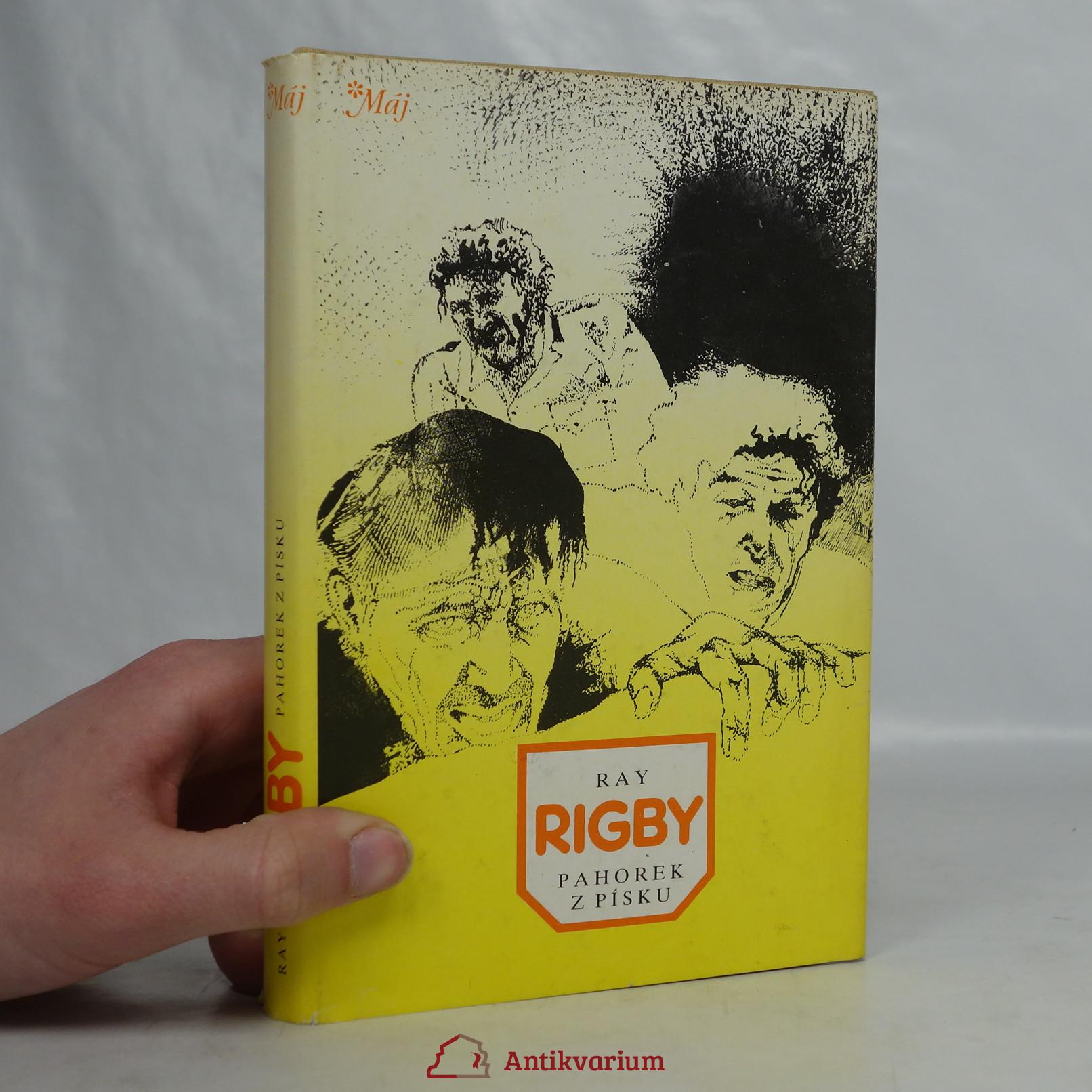 antikvární kniha Pahorek z písku, 1984