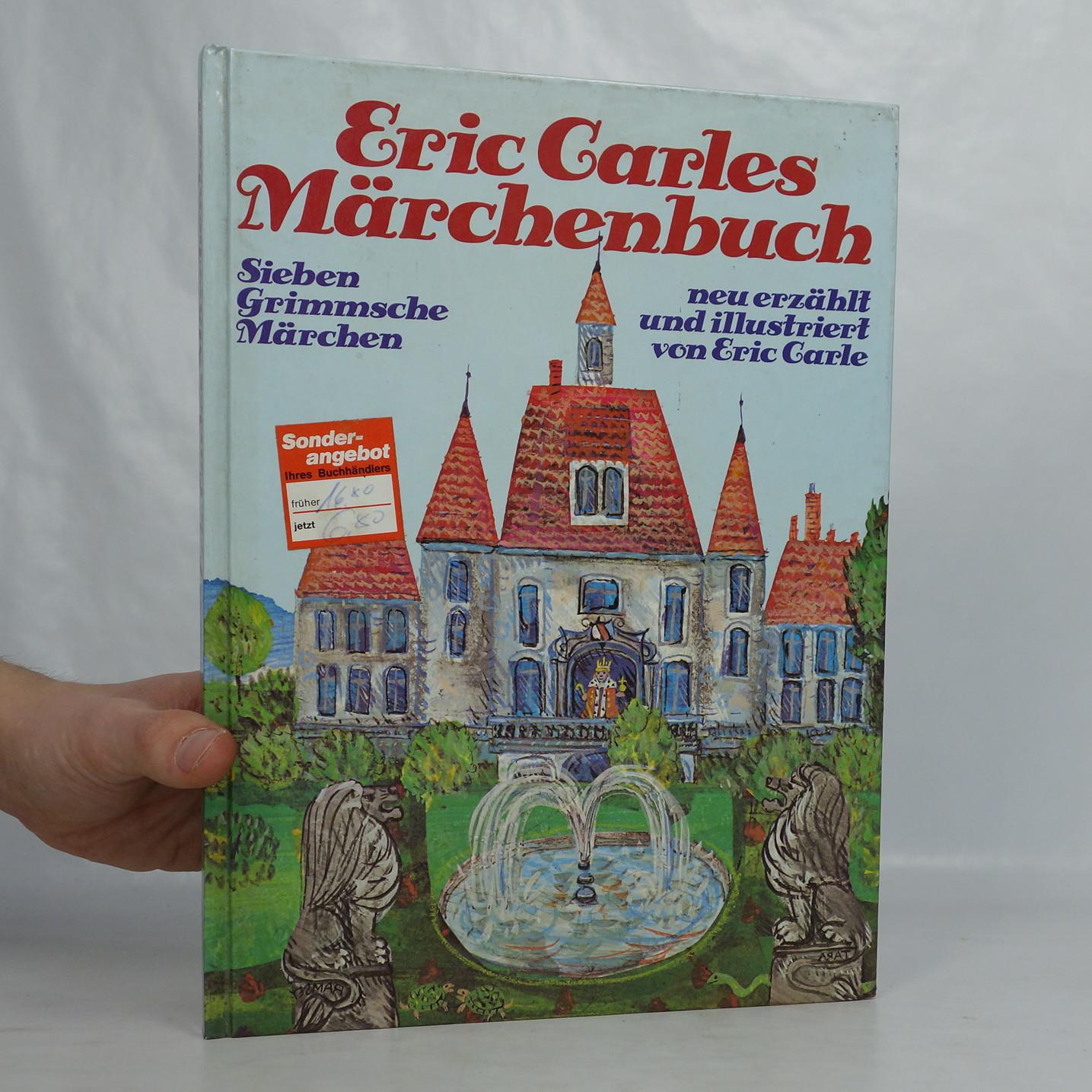 antikvární kniha Märchenbuch - Sieben Grimmsche Märchen, 1976
