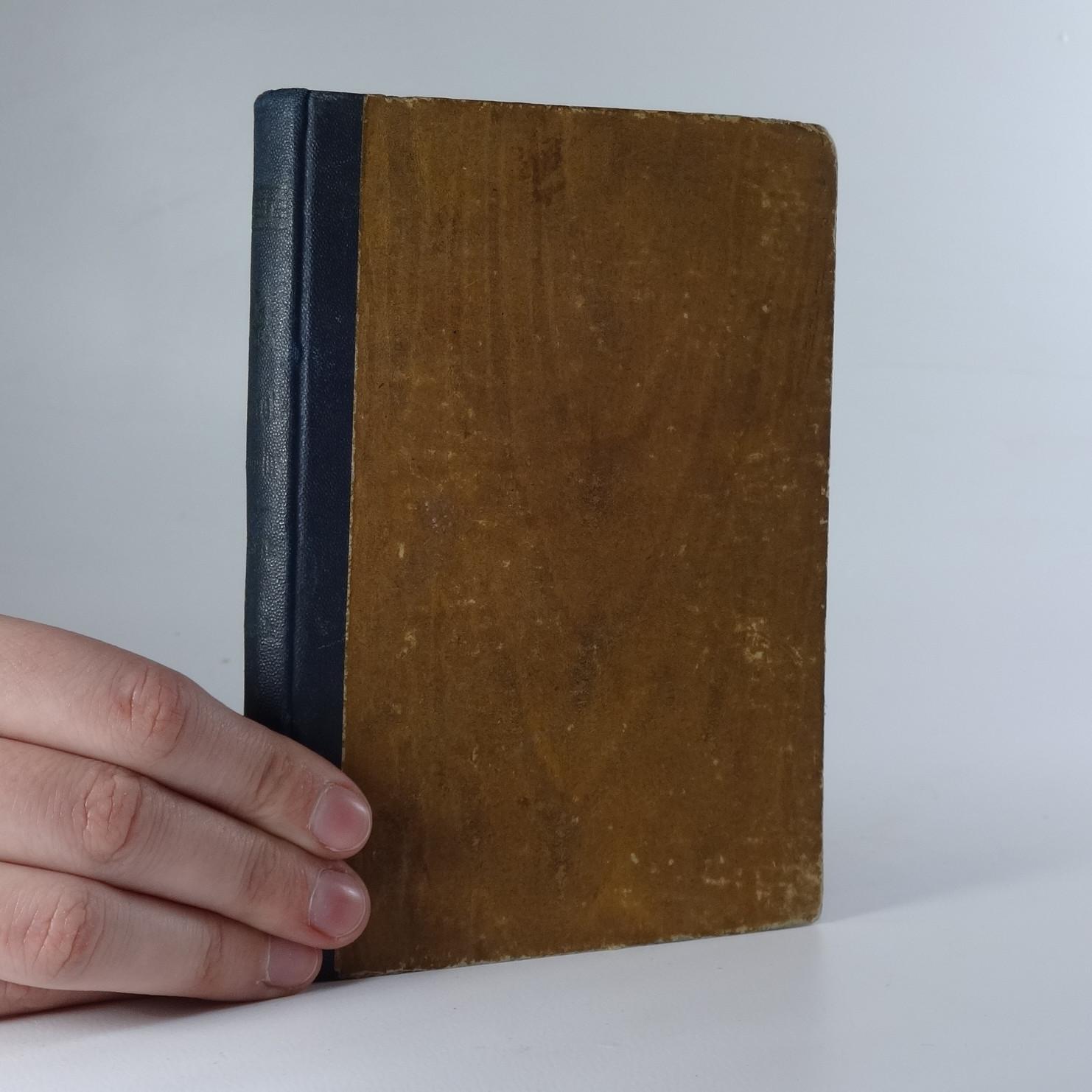 antikvární kniha Radošínský pantatínek ze zámku, 1886