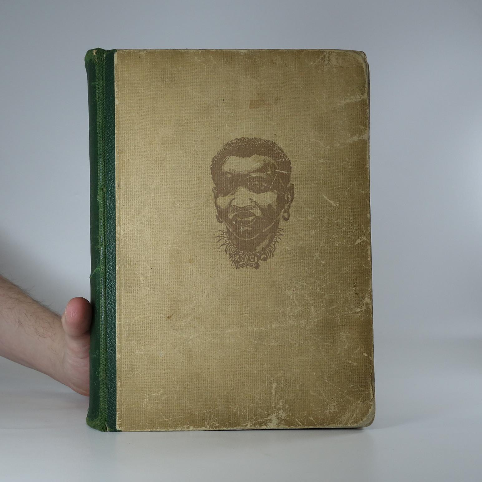 antikvární kniha V zajetí Matabelů, 1948