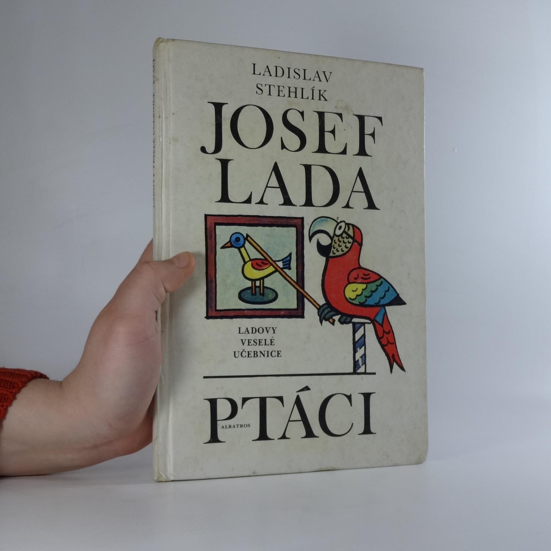 antikvární kniha Ladovy veselé učebnice. Ptáci, 1979