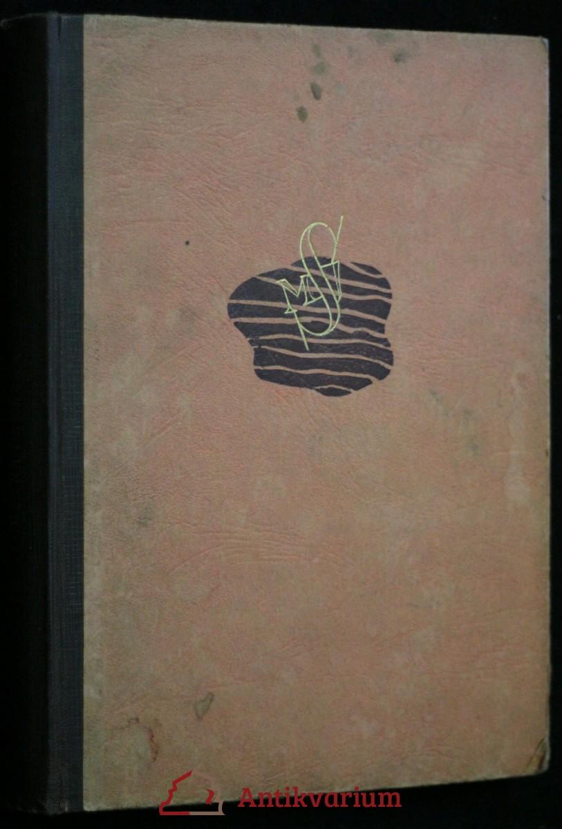 antikvární kniha Černá Paraska : Čtyři karpatské povídky, 1946