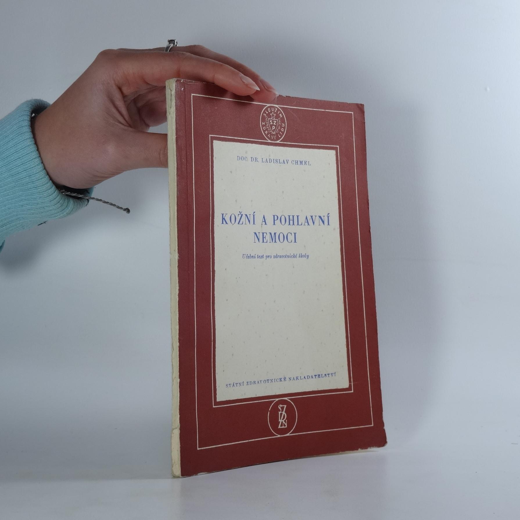 antikvární kniha Kožní a pohlavní nemoci. učební text pro zdravotní školy, 1960