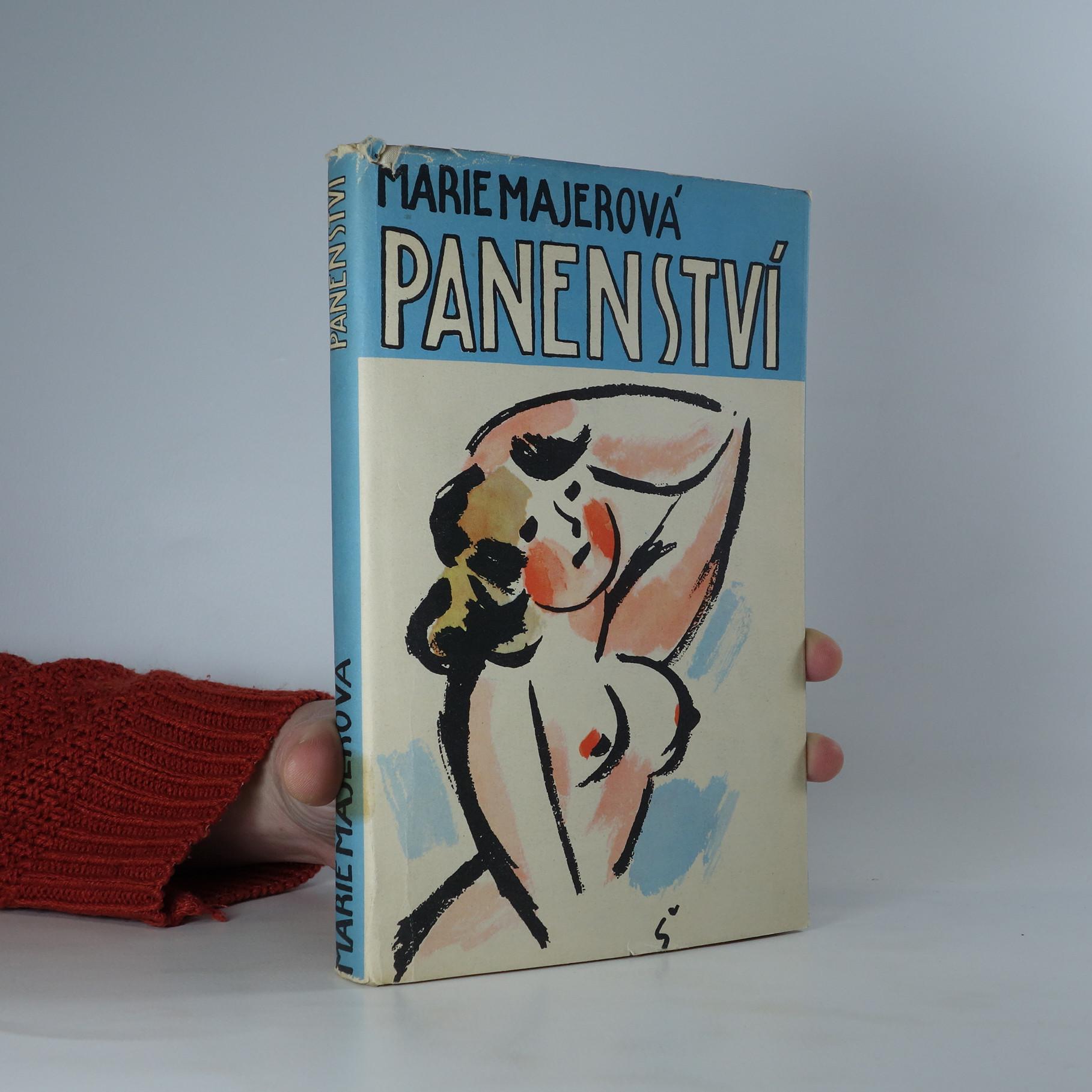 antikvární kniha Panenství. Historie děvčete, 1958