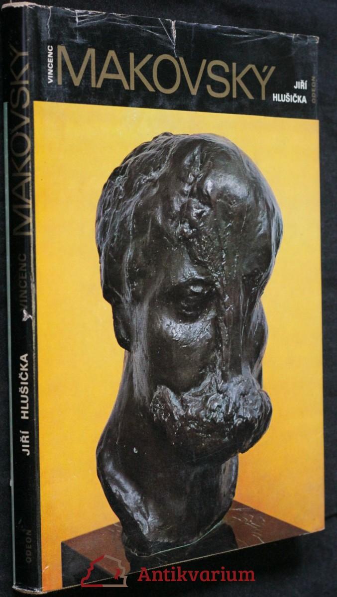 antikvární kniha Vincenc Makovský, 1979