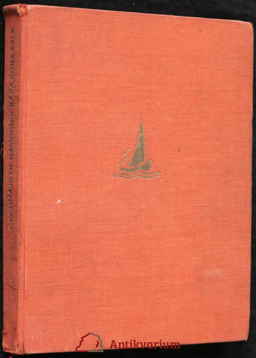 antikvární kniha Námořník Sáša, Soňa a Vlk, neuveden