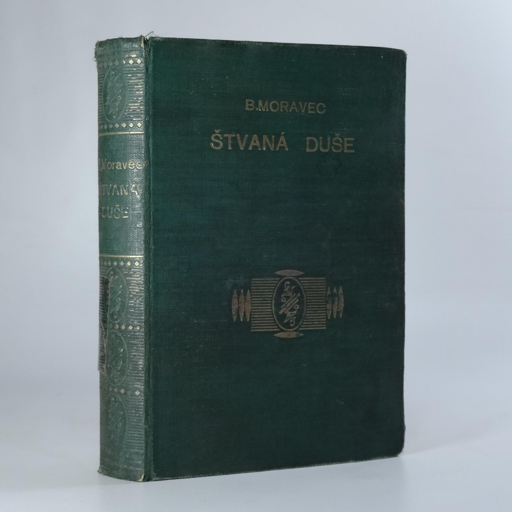 antikvární kniha Štvaná duše, neuveden