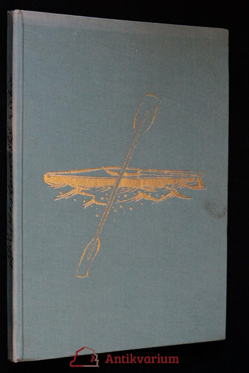 antikvární kniha Slovenské rieky, 1955