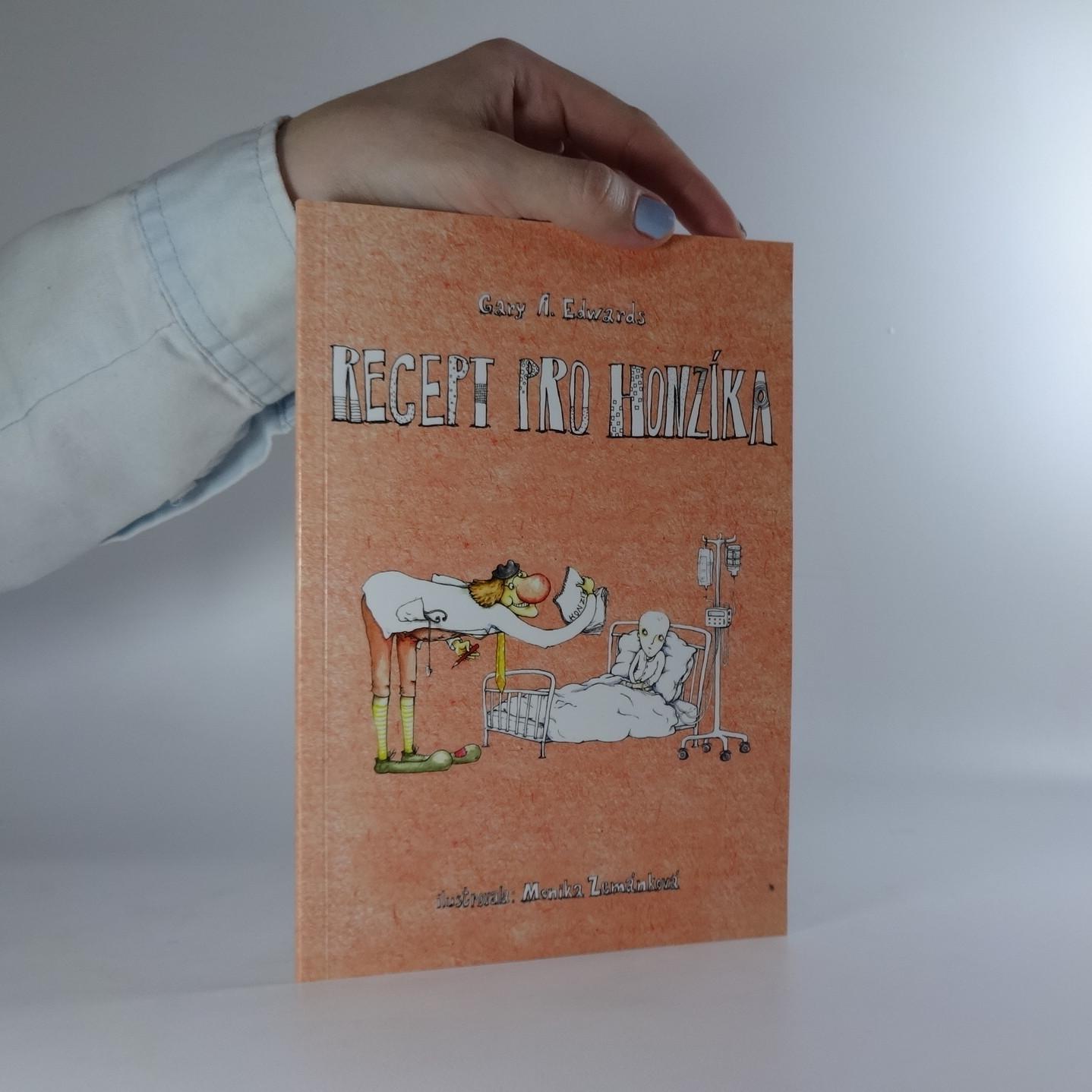 antikvární kniha Recept pro Honzíka, 2007