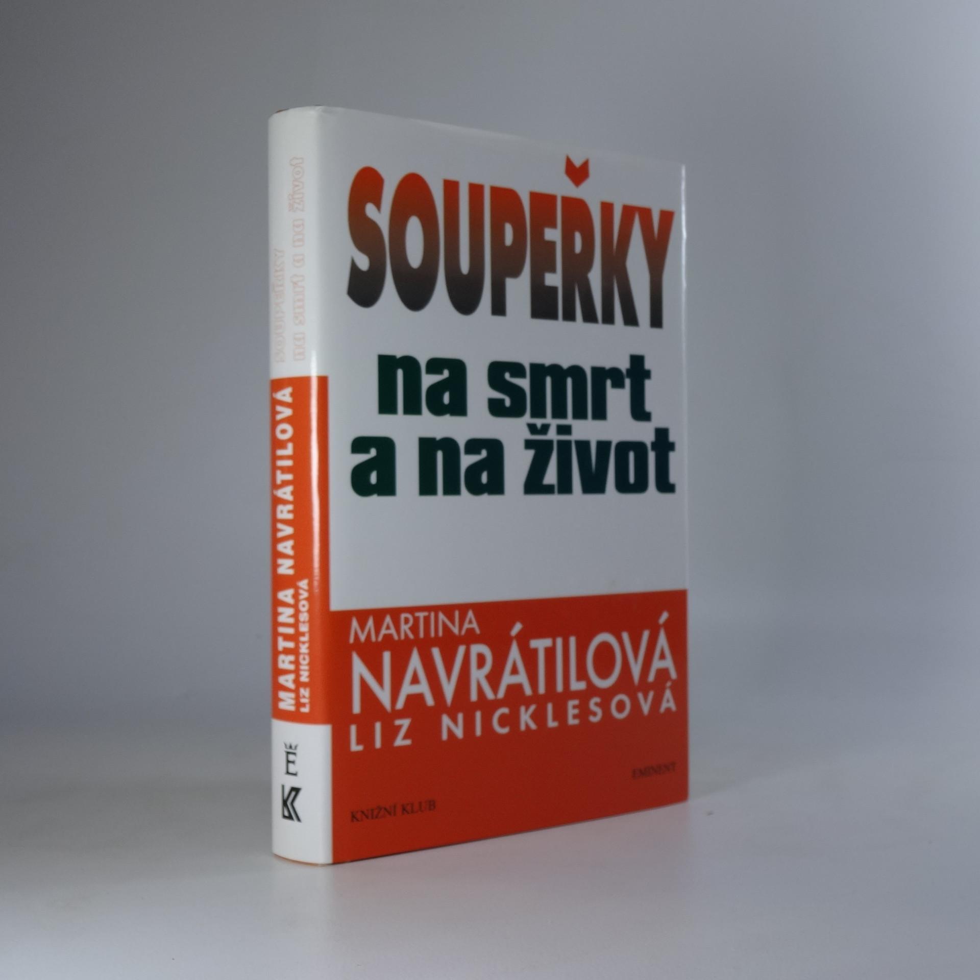 antikvární kniha Soupeřky na smrt a na život, 1997