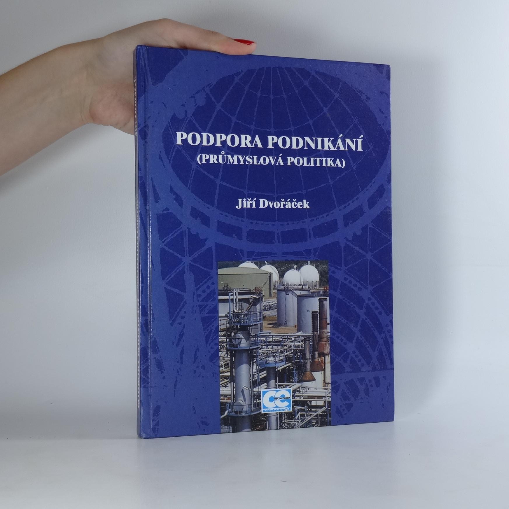 antikvární kniha Podpora podnikání (průmyslová politika), 2003
