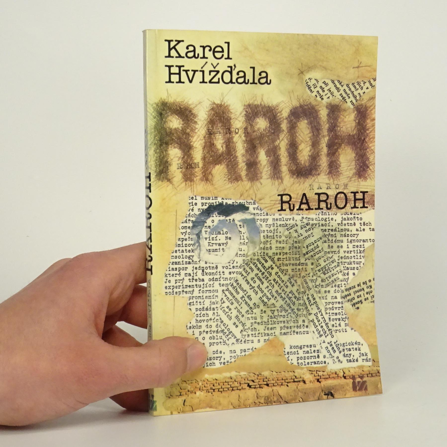 antikvární kniha Raroh, 1992