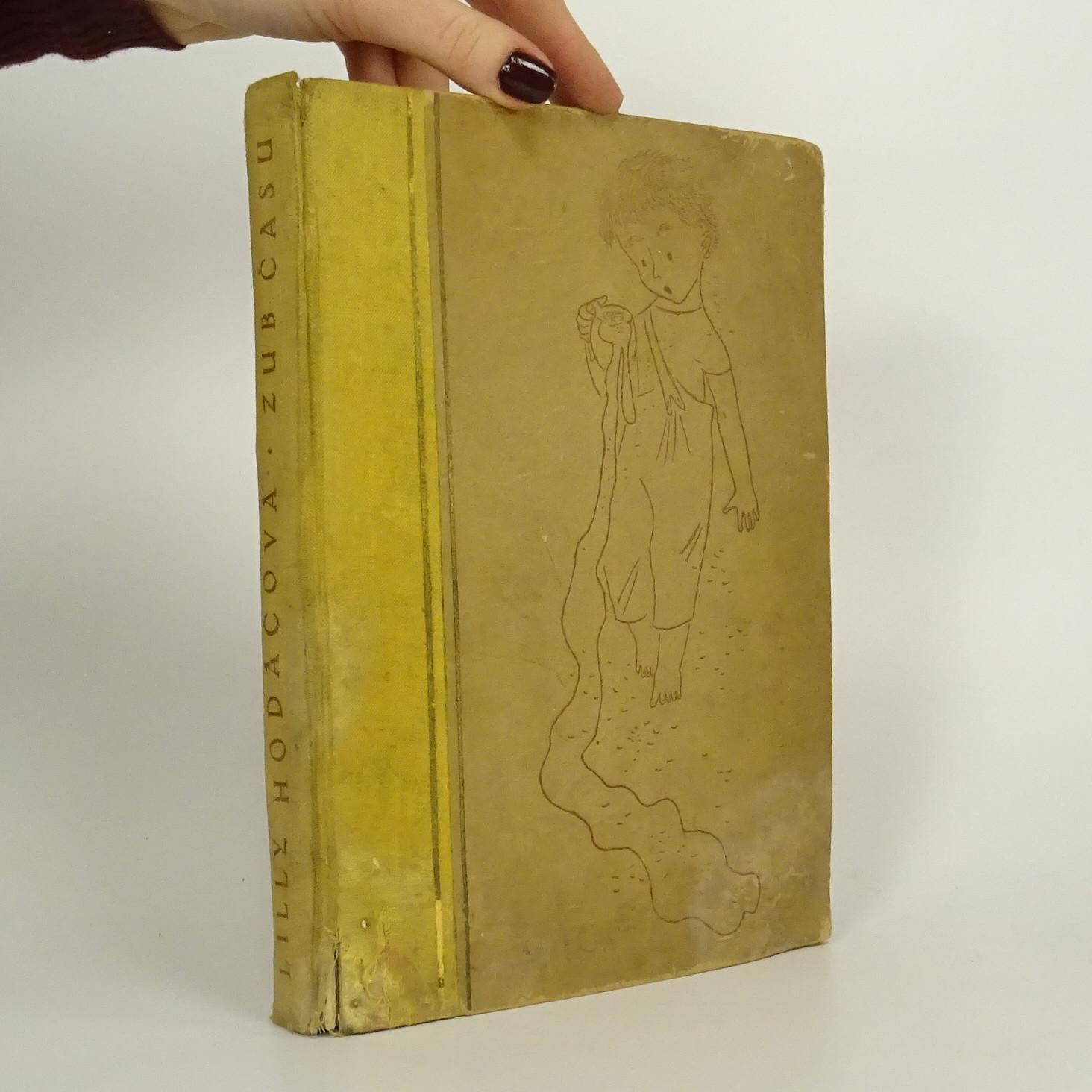 antikvární kniha Zub času, 1942