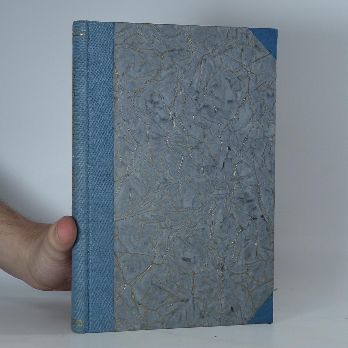 antikvární kniha Kniha domova, 1954