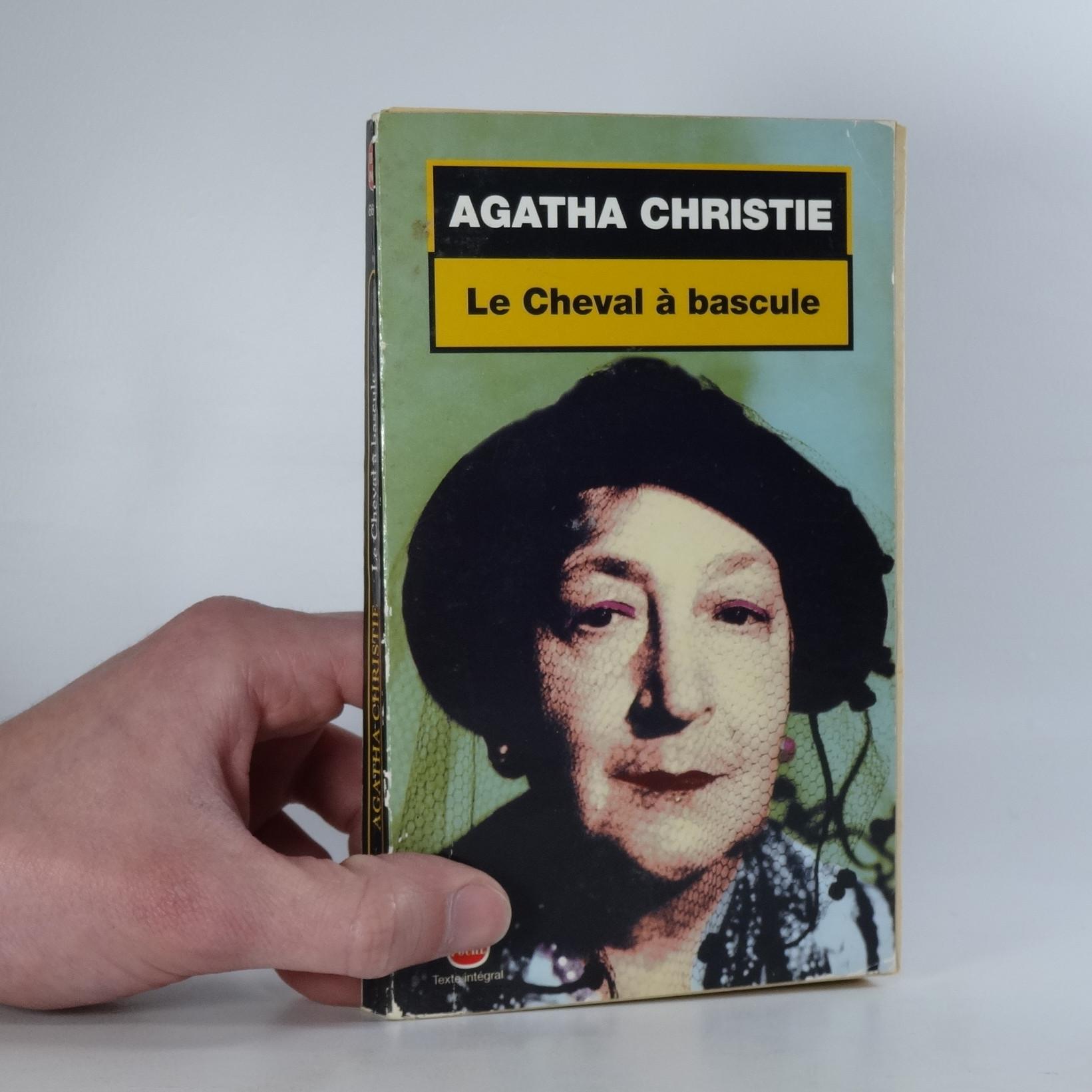 antikvární kniha Le cheval à bascule, 1974