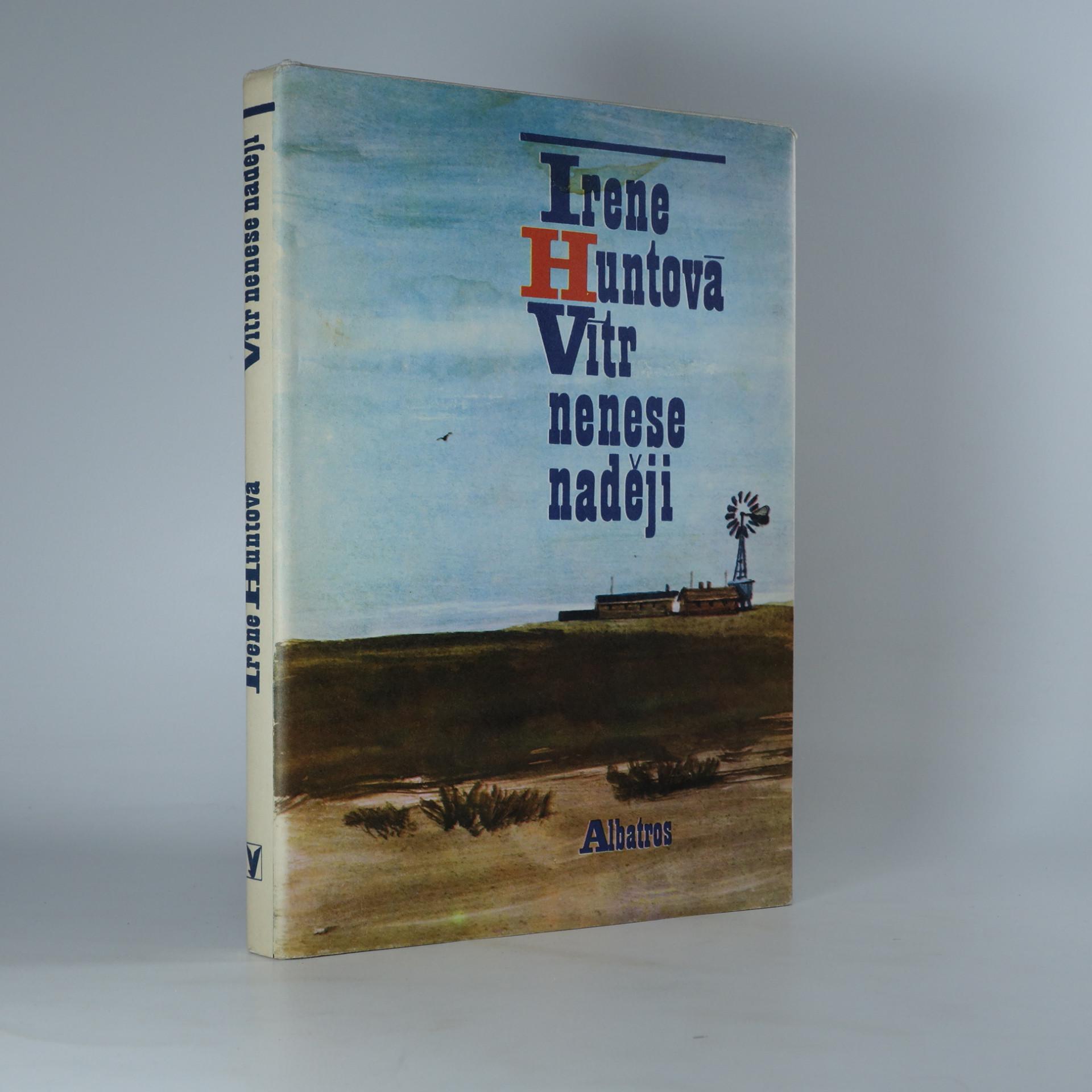 antikvární kniha Vítr nenese naději, 1975