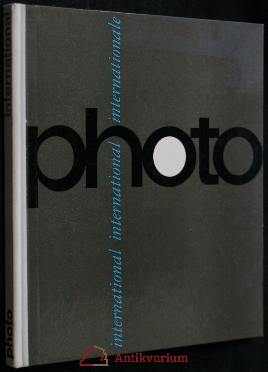 antikvární kniha Photo international = Photo internationale, 1963