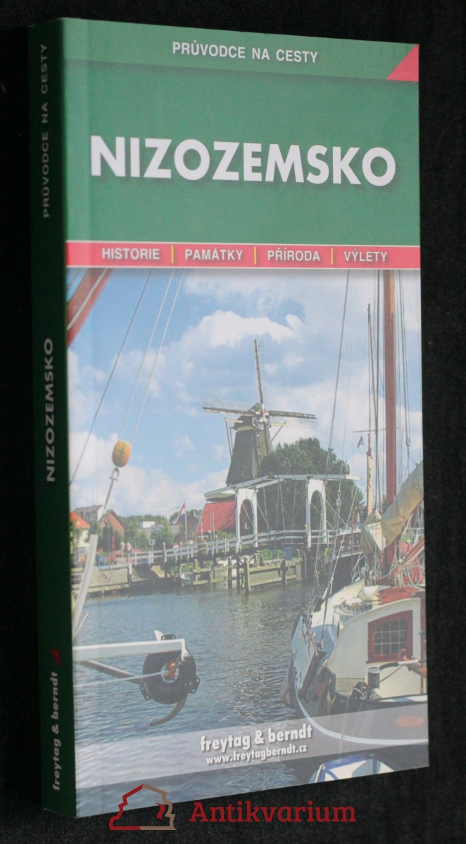 antikvární kniha Nizozemsko : podrobné a přehledné informace o historii, kultuře, městech, přírodě a turistickém zázemí Nizozemska, 2010