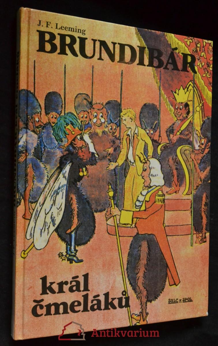 antikvární kniha Brundibár, král čmeláku, 1991