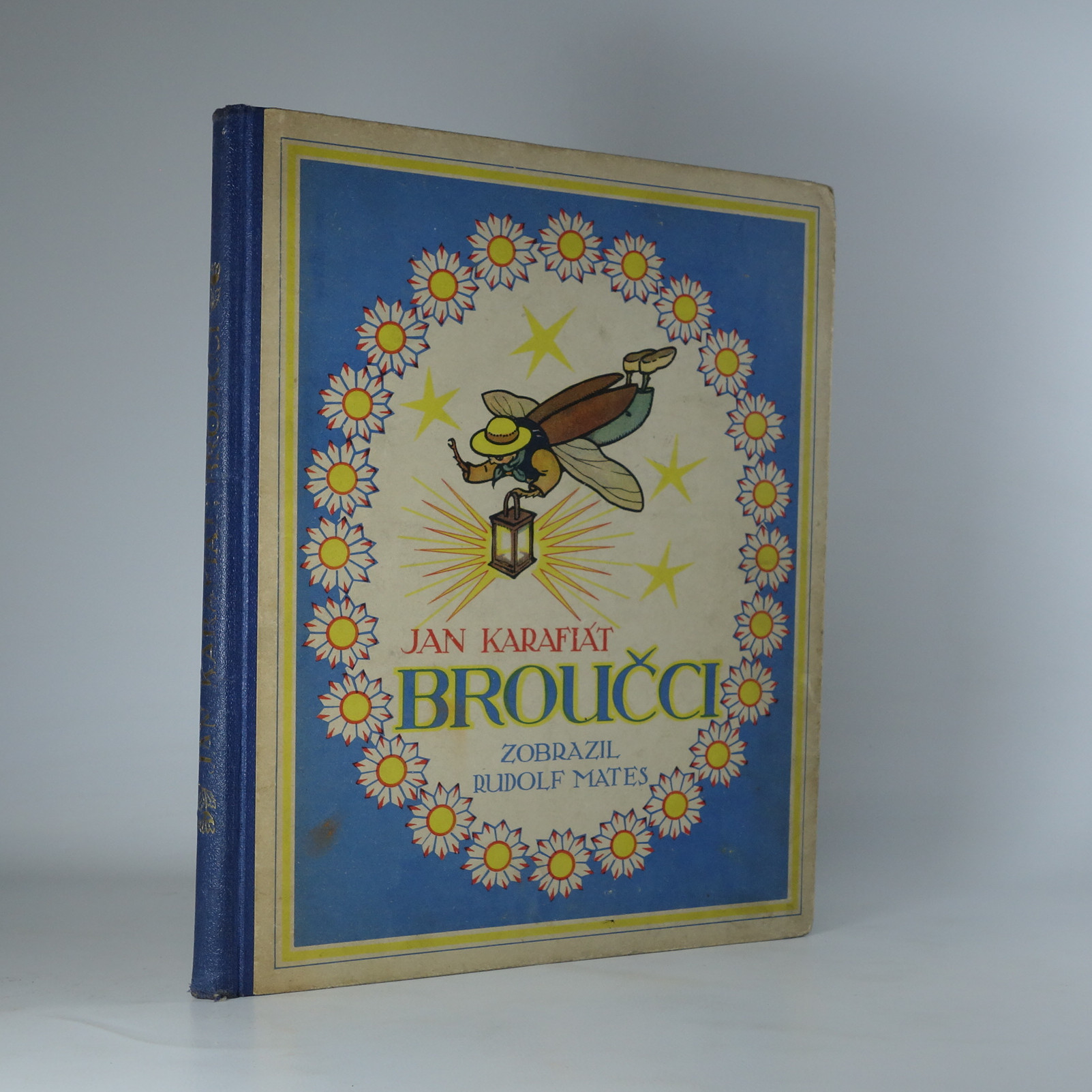 antikvární kniha Broučci pro malé i velké děti, neuveden