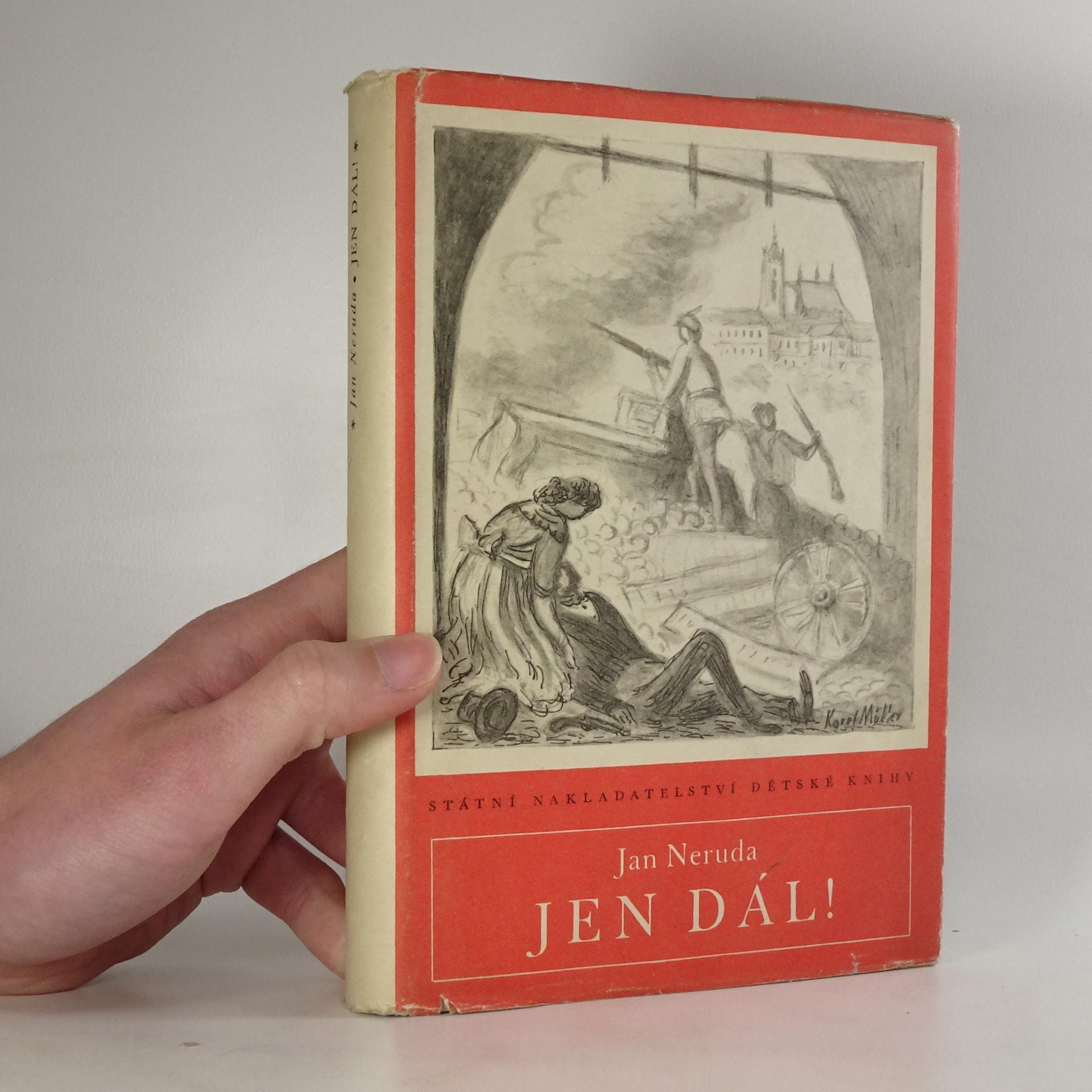 antikvární kniha Jen dál!, 1949