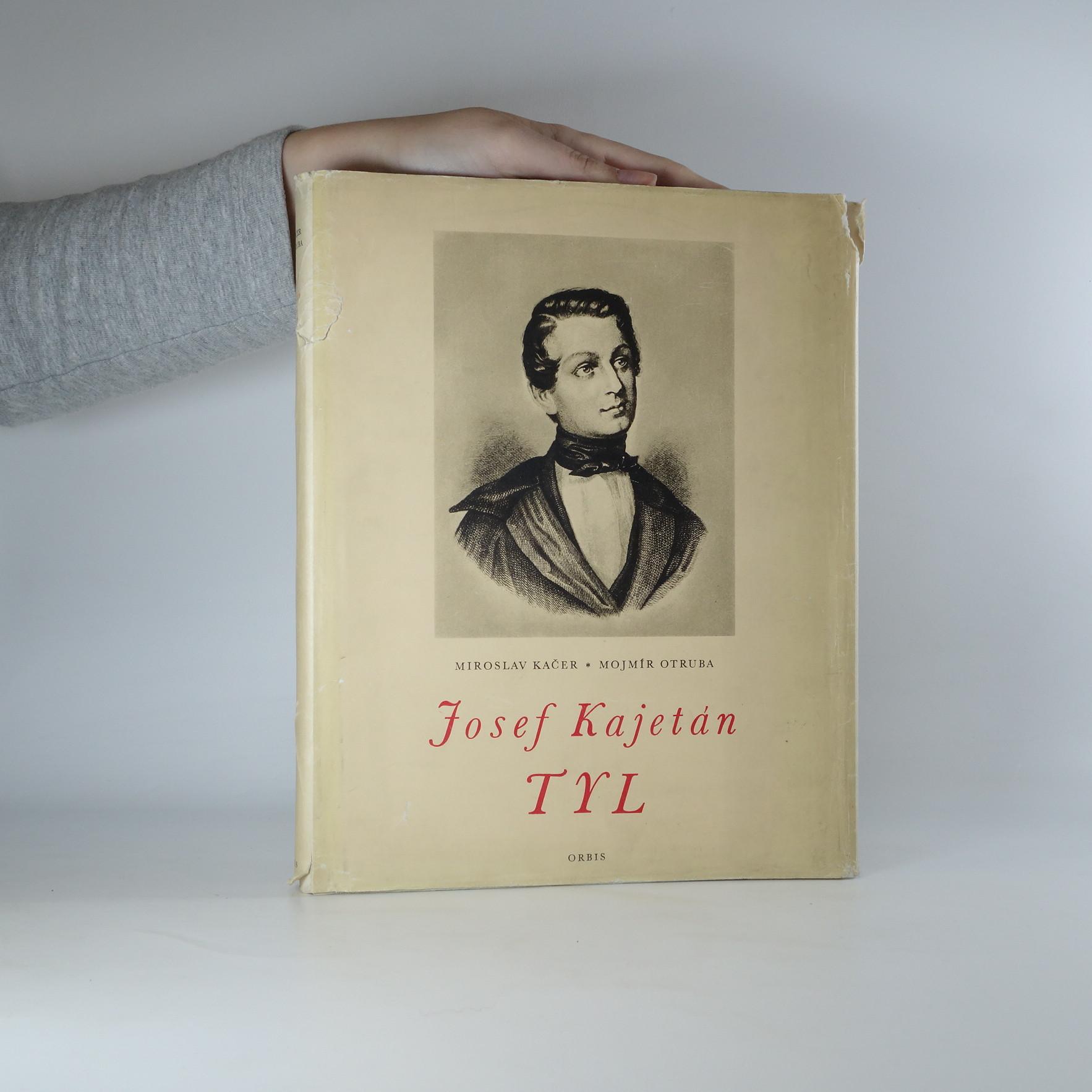 antikvární kniha Josef Kajetán Tyl, 1959